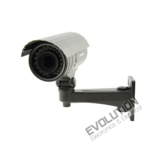 2.4MP 30m Night Vision DC Auto-Iris Lens Motorised